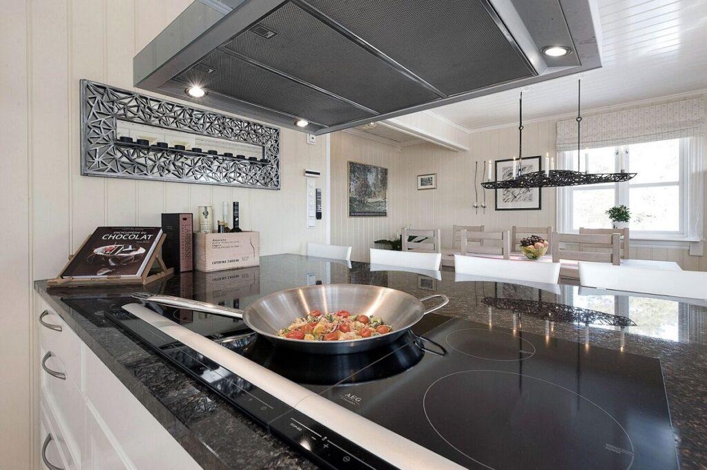 Kjøkkenøy til inspirasjon
